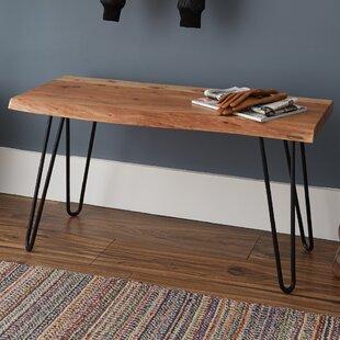 Stupendous Natural Tindle Wood Bench Spiritservingveterans Wood Chair Design Ideas Spiritservingveteransorg