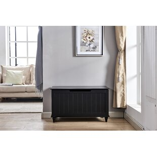 Dunbarton Storage Bench by Breakwater Bay