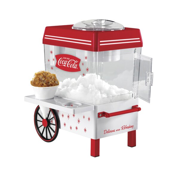 Coca-Cola Series Snow Cone Maker by Nostalgia