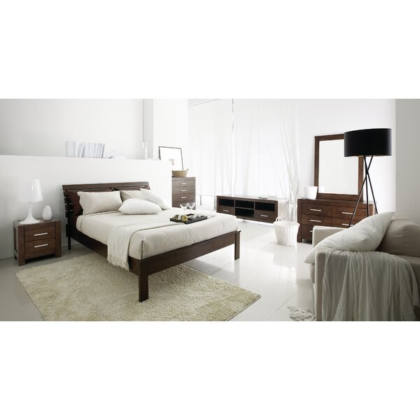 Sagittarius Queen Platform 5 Piece Bedroom Set by Brayden Studio