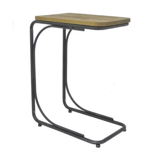 Metal End Table by Williston Forge