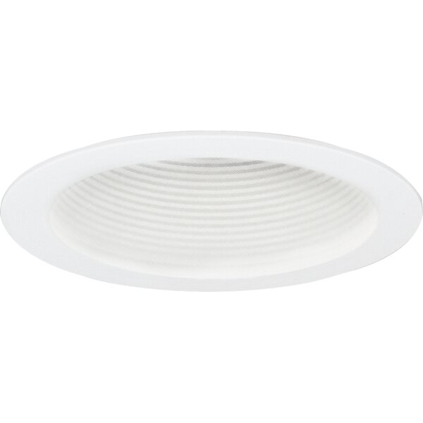 Airtight Baffle Cone 7.25 Recessed Trim by Elco Lighting