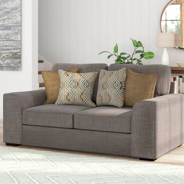 Ackers Brook Loveseat by Simmons Upholstery by Zipcode Design