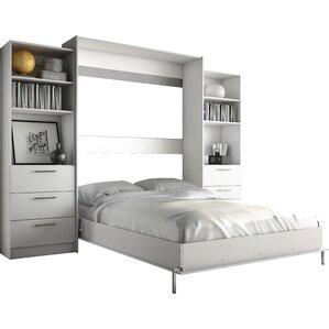 lower weston murphy wall bed
