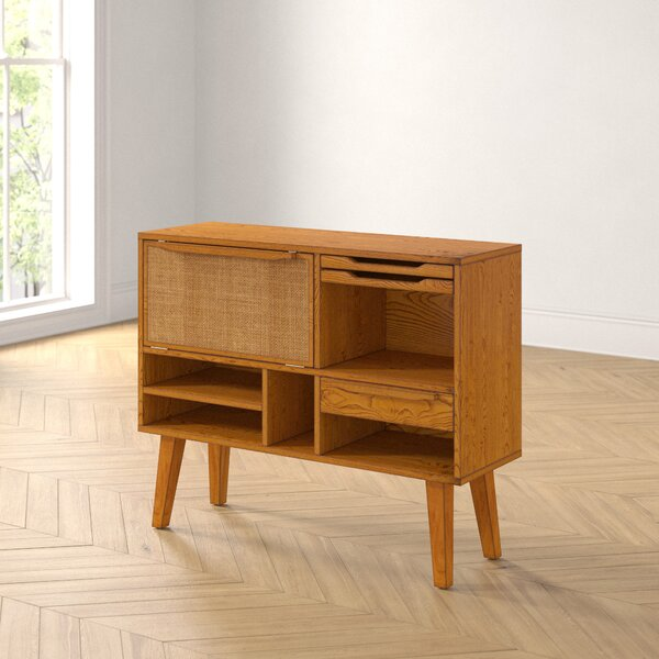 Ashwood Bar Cabinet by Foundstone Foundstone