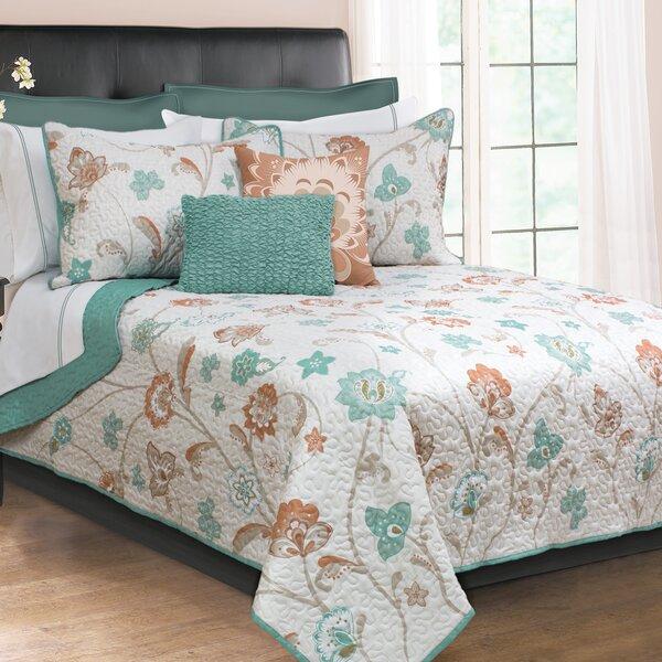 Allenport 3 Piece Comforter Set by August Grove
