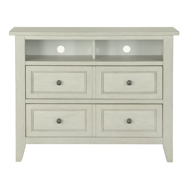 Stoughton 2 Drawer Media Chest By Rosecliff Heights