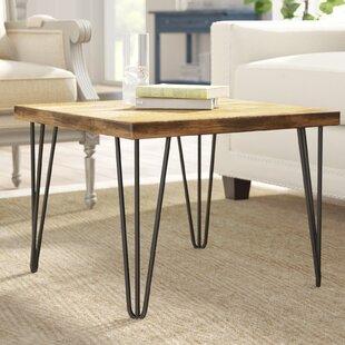 Nadin Rustic Old Elm Coffee Table