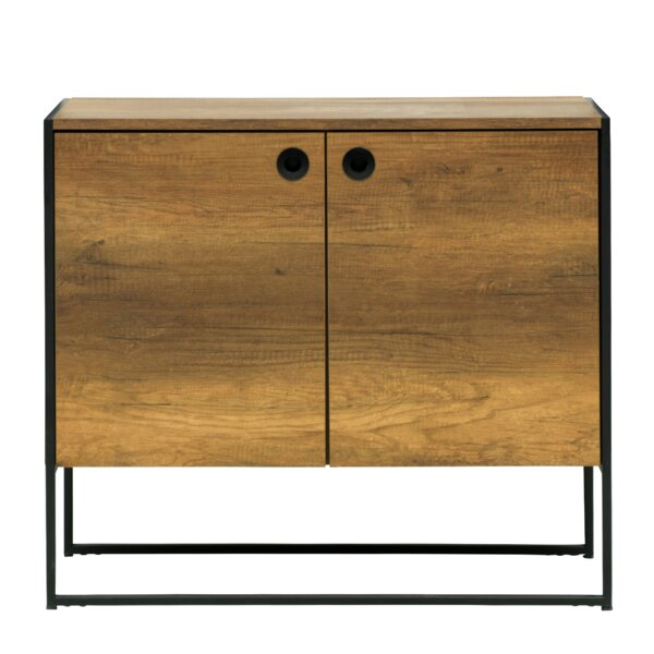 Deshawn 2 Door Accent Cabinet by Langley Street
