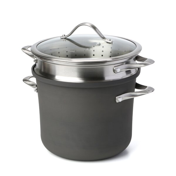 Contemporary Nonstick 8 Qt. Multi-Pot by Calphalon