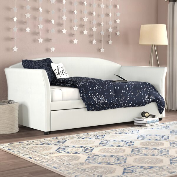 Review Abril Twin Daybed With Trundle