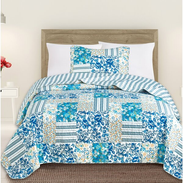 Alicea Reversible Quilt Set by August Grove