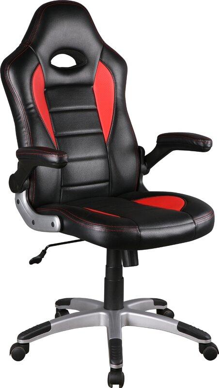 hispanohogar gaming stuhl bewertungen. Black Bedroom Furniture Sets. Home Design Ideas