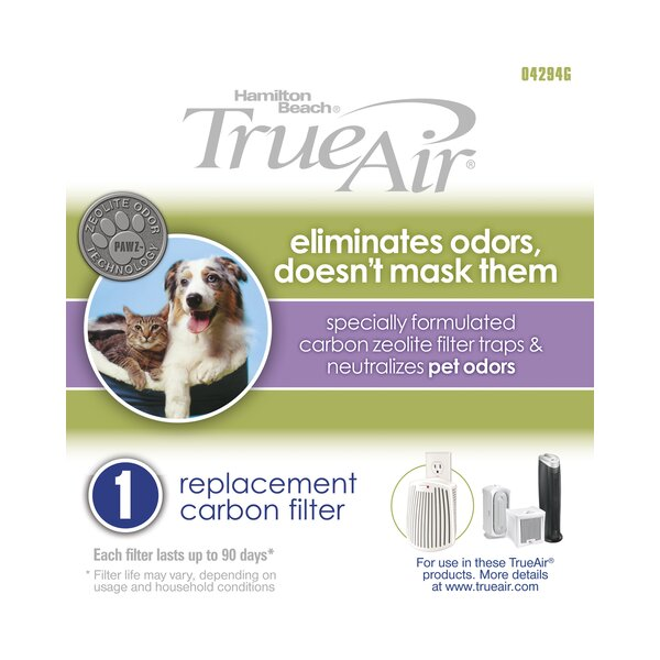 TruAir Air Purifier Filter by Hamilton Beach