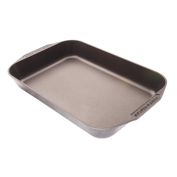 Rectangular Non-Stick Roast and Bake Pan by Chef's Design