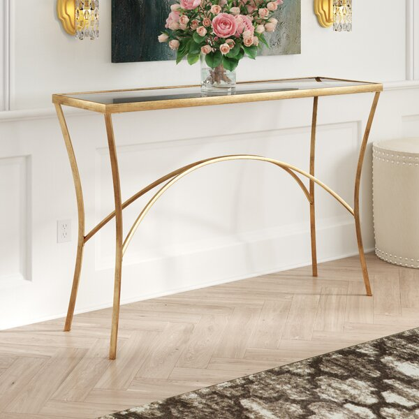 Rudy Console Table by Rosdorf Park
