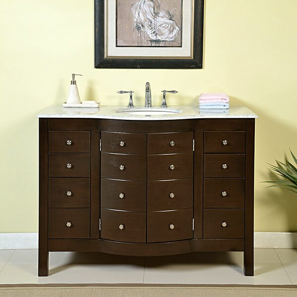 Immanuel 48 Single Bathroom Vanity Set by Rosdorf Park