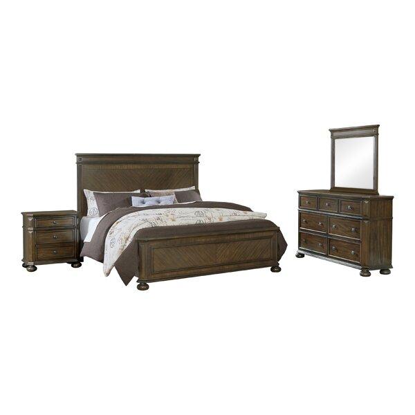 Malik Standard Configurable Bedroom Set by Millwood Pines