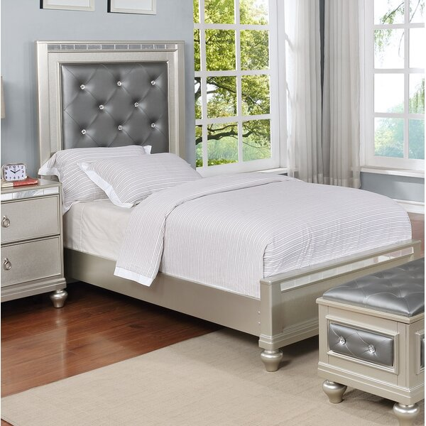 Lyke Panel Bed by Rosdorf Park