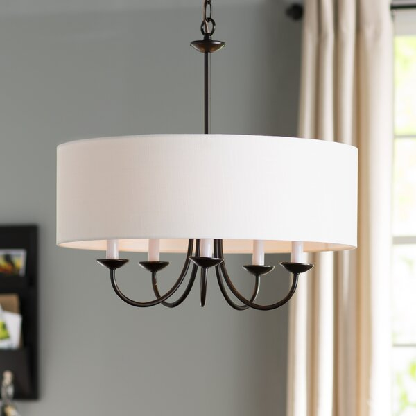 Burton 5-Light Chandelier by Andover Mills