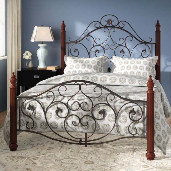 Templeman Standard Bed by Charlton Home