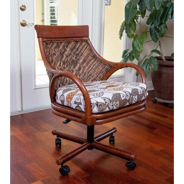 Valenzuela Arm Chair by Bayou Breeze