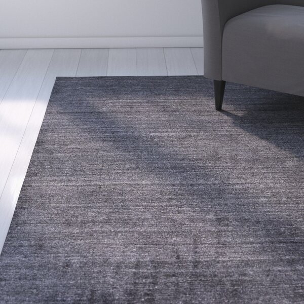 Adrian Gray Area Rug by Latitude Run