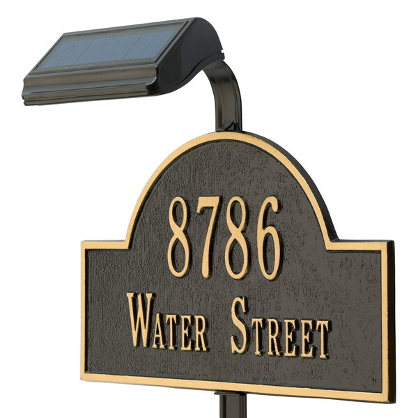 Solar Flood Light by Whitehall Products