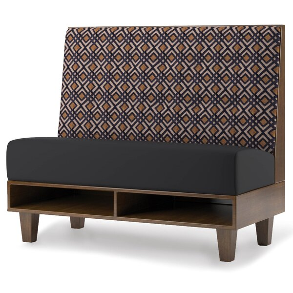 Savoy Storage Booth Bench by Harmony Contract Furn