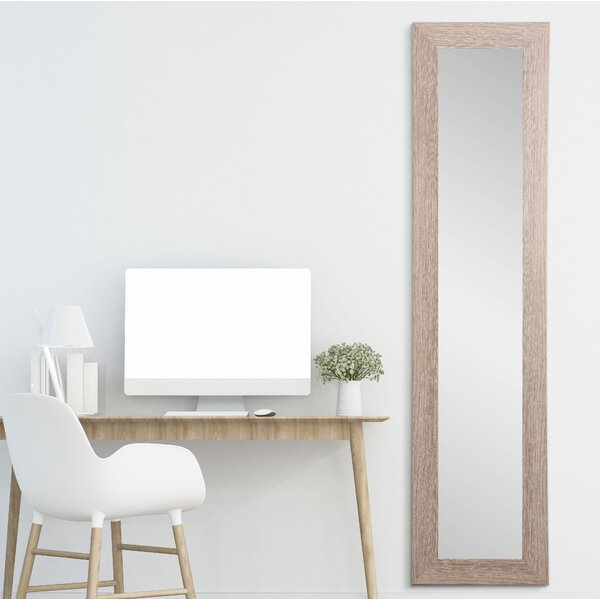 Falmacbreed Slim Full Length Mirror by Gracie Oaks