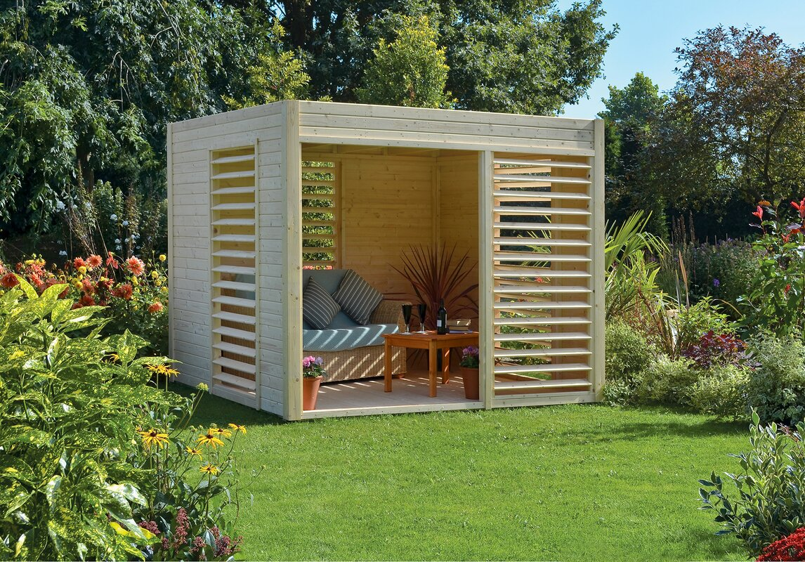 Carmen 9 Ft W X 8 D Summerhouse