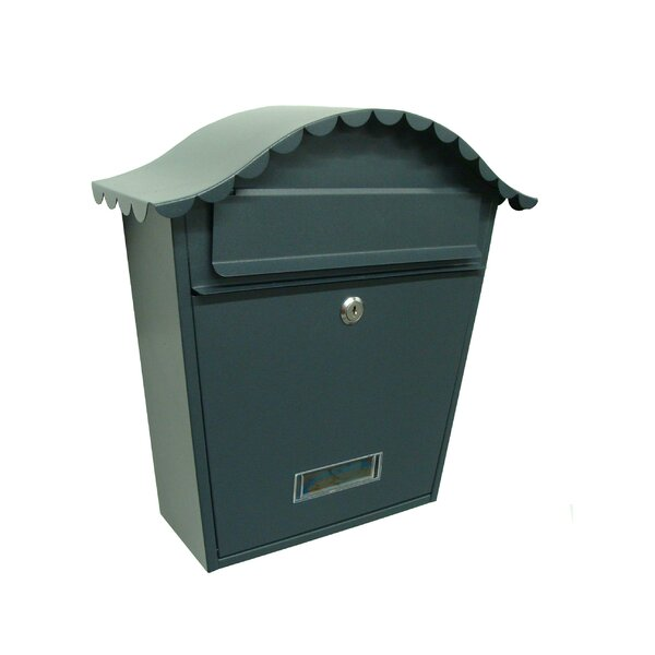 Locking Wall Mounted Mailbox by Fine Art Lighting