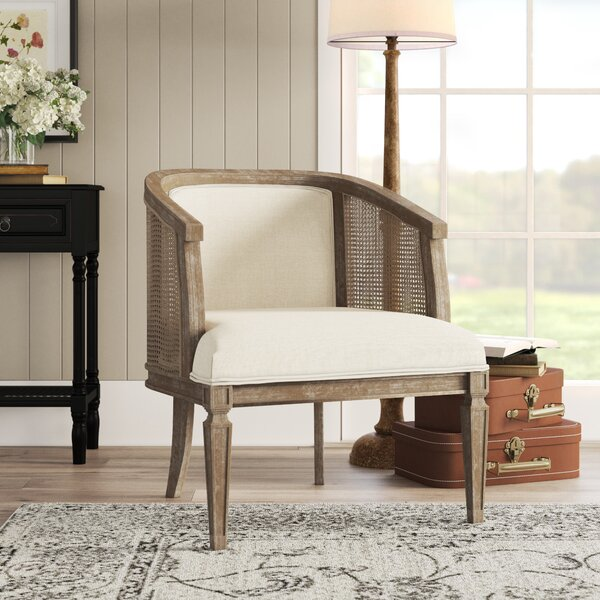 Wrentham Barrel Chair by Birch Lane™ Heritage