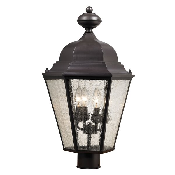 Drennen Outdoor 4-Light Lantern Head by Darby Home Co