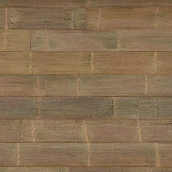 3-1/4 Solid Bamboo Frost  Flooring in Morning Mist by Easoon USA