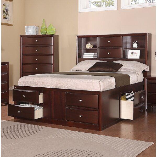 Baxter Storage Platform Bed by Ebern Designs