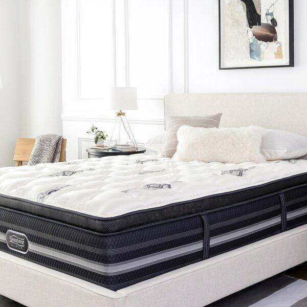 Beautyrest Black Sonya 18 Firm Pillow Top Mattress by Simmons Beautyrest