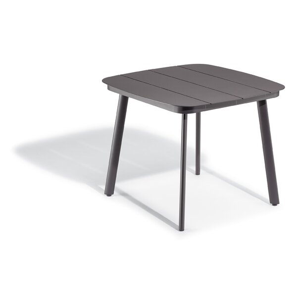 Campagna Metal Dining Table By George Oliver by George Oliver 2020 Coupon