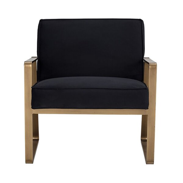 Behanan 26.5-inch Armchair by Brayden Studio Brayden Studio