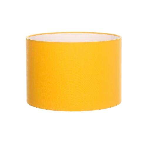 Lampenschirm aus Baumwolle Wayfair Basics Farbe: Maisgelb  Größe: 20 cm H x 30 cm B x 30 cm T   Lampen > Lampenschirme und Füsse   Wayfair Basics