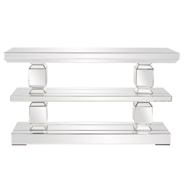 Cross Console Table by Rosdorf Park