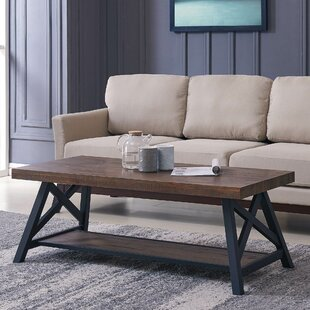 Proulx 2 Tier Coffee Table