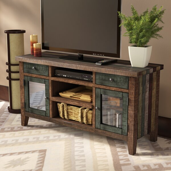 Guadalupe Ridge TV Stand for TVs up to 60