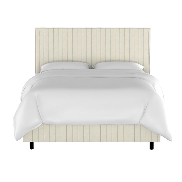 Burgos Upholstered Standard Bed by Gracie Oaks