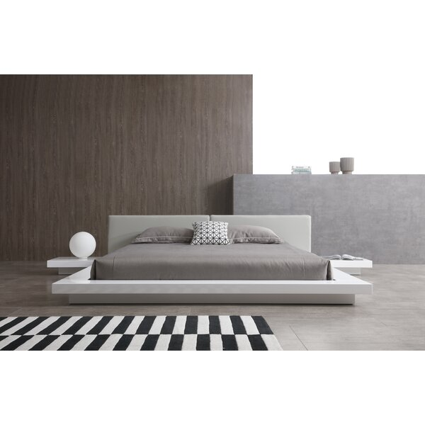 Mcmurry Upholstered Platform Bed by Orren Ellis