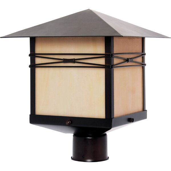 Firebaugh Outdoor 1-Light Lantern Head by Loon Peak