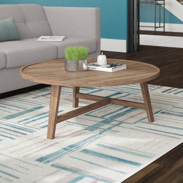 3 Legs Coffee Table By Wade Logan
