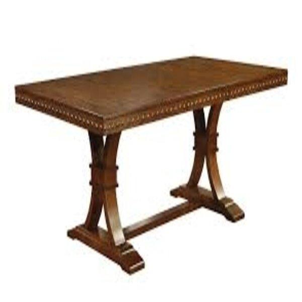Izaguirre Drop Leaf Solid Oak Dining Table by Gracie Oaks Gracie Oaks