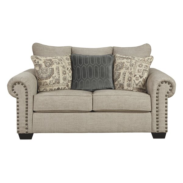 Snediker Loveseat by Charlton Home