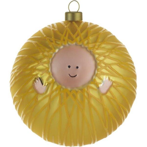 Gesu Bambino Christmas Ornament by Alessi